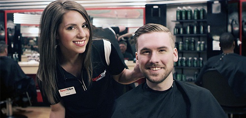 Sport Clips Haircuts of Killeen - Starbucks Plaza​ stylist hair cut
